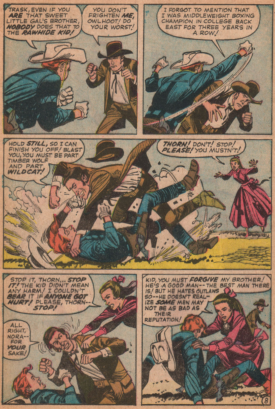 The Rawhide Kid (1955) issue 35 - Page 12