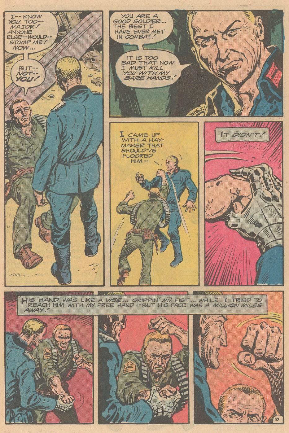Read online Sgt. Rock comic -  Issue #359 - 11