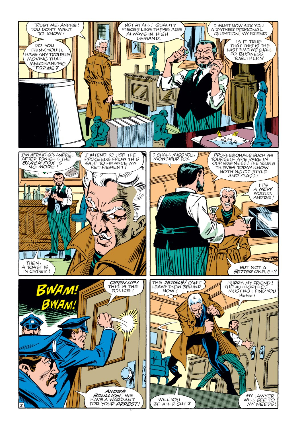 The Amazing Spider-Man (1963) 265 Page 2
