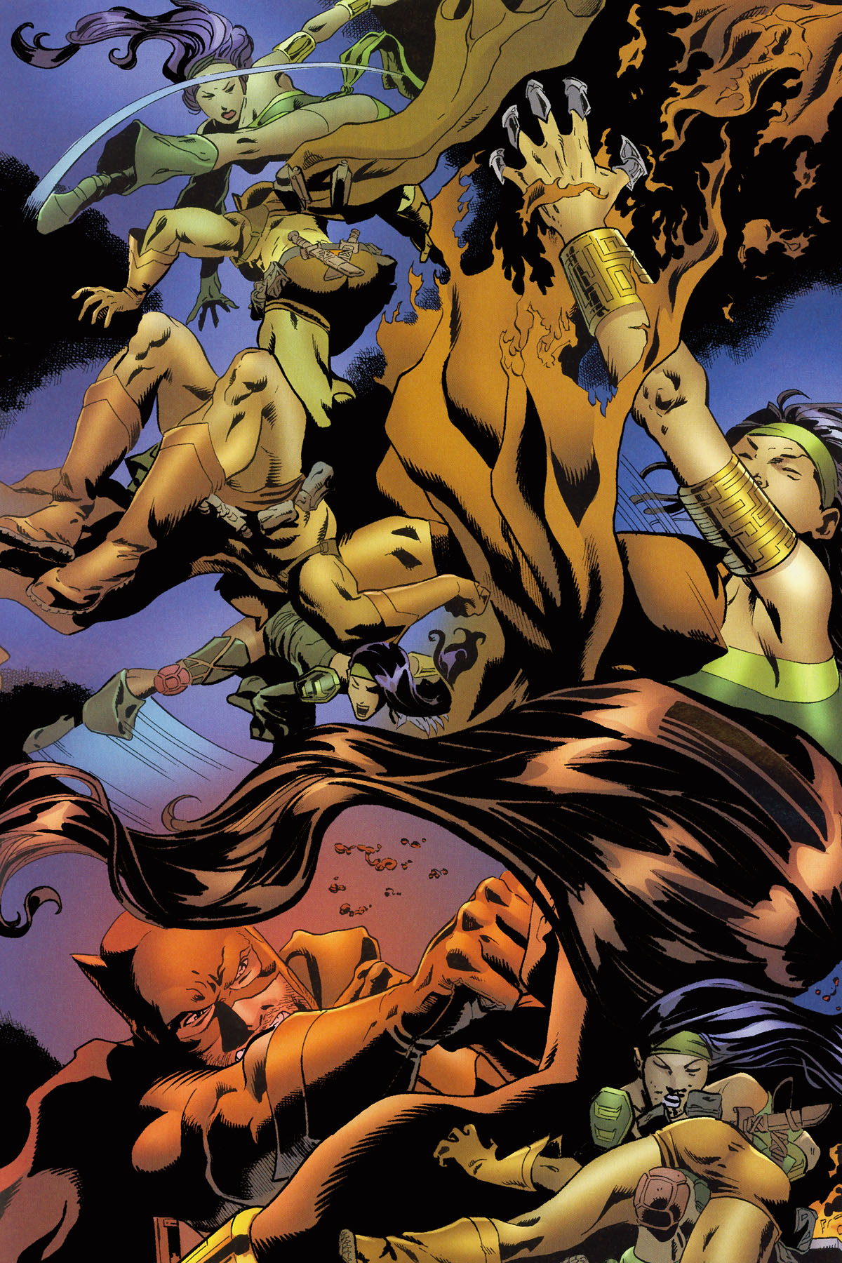 Read online Secret Six (2006) comic -  Issue #6 - 9