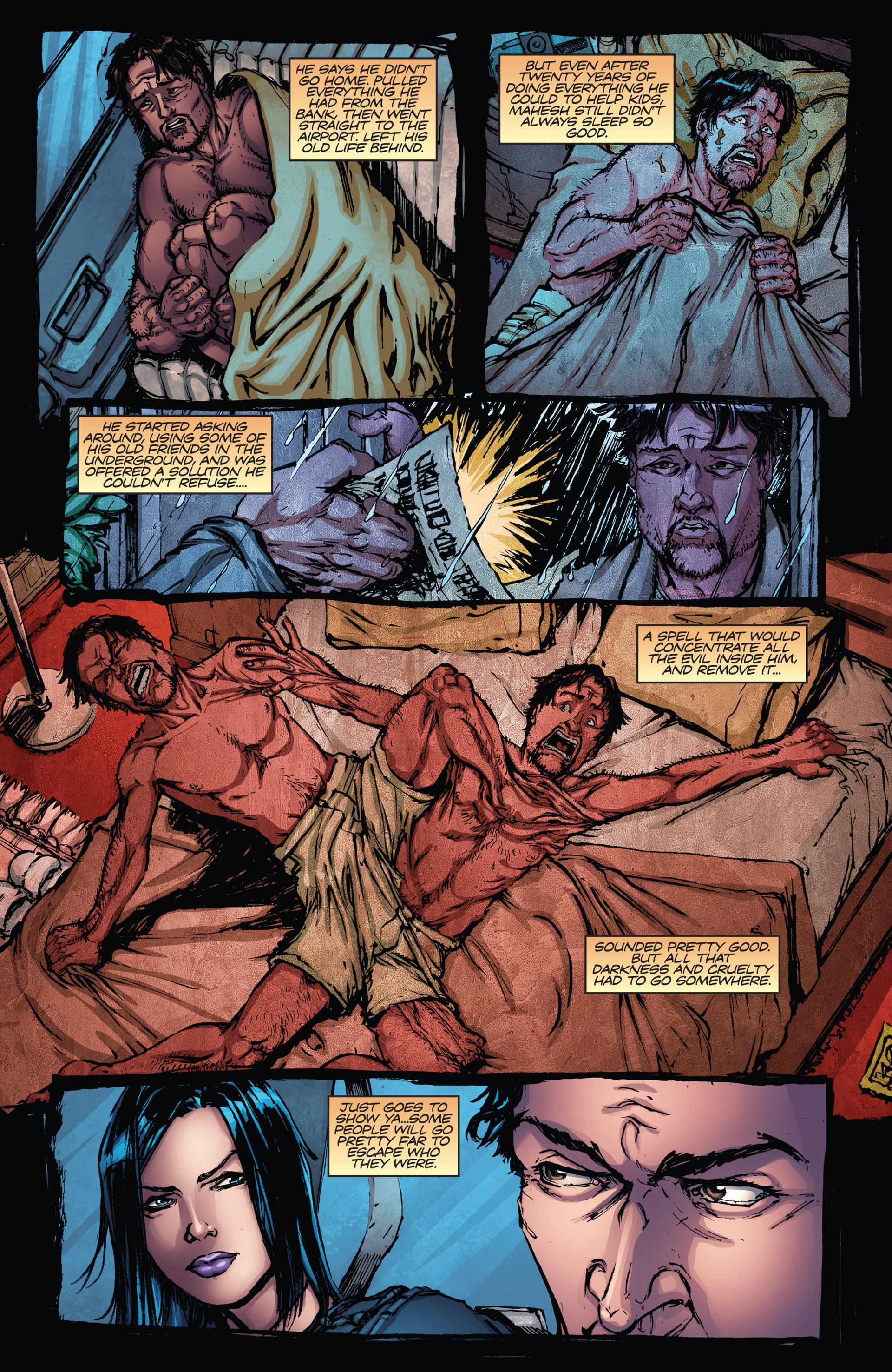 Read online Army of Darkness vs. Hack/Slash comic -  Issue #2 - 24