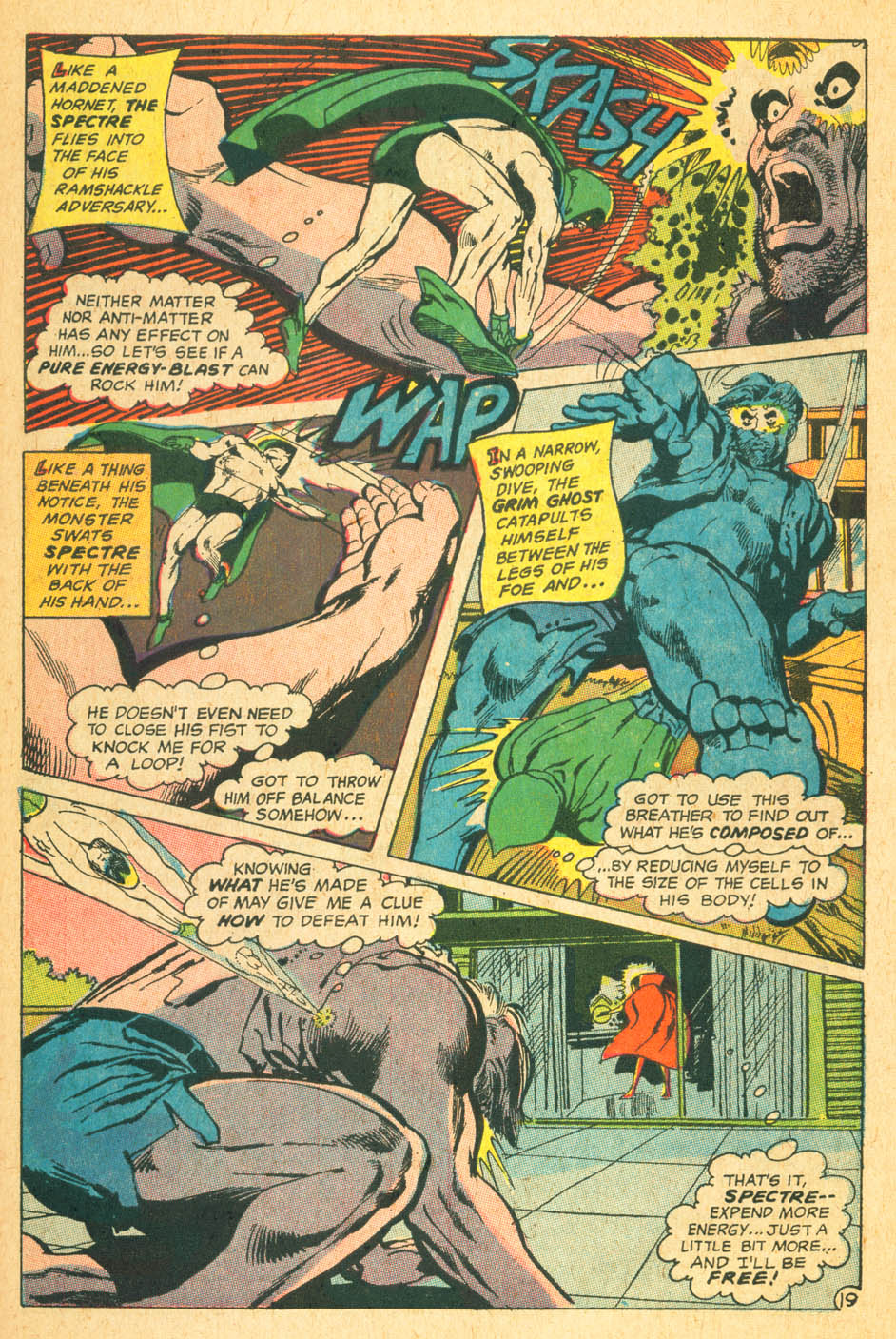 Read online Adventure Comics (1938) comic -  Issue #498 - 93