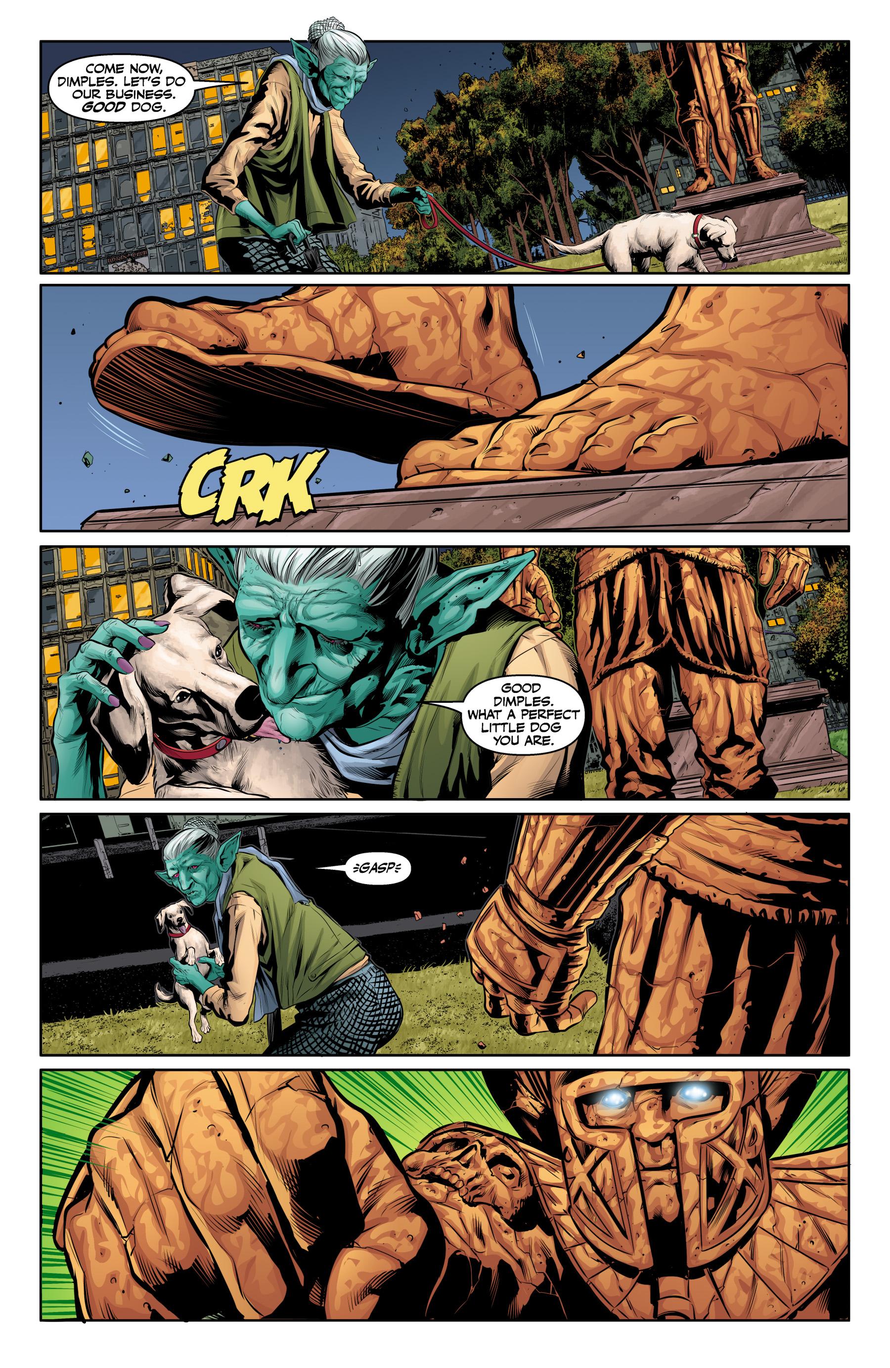 Read online Angel & Faith Season 10 comic -  Issue #23 - 12