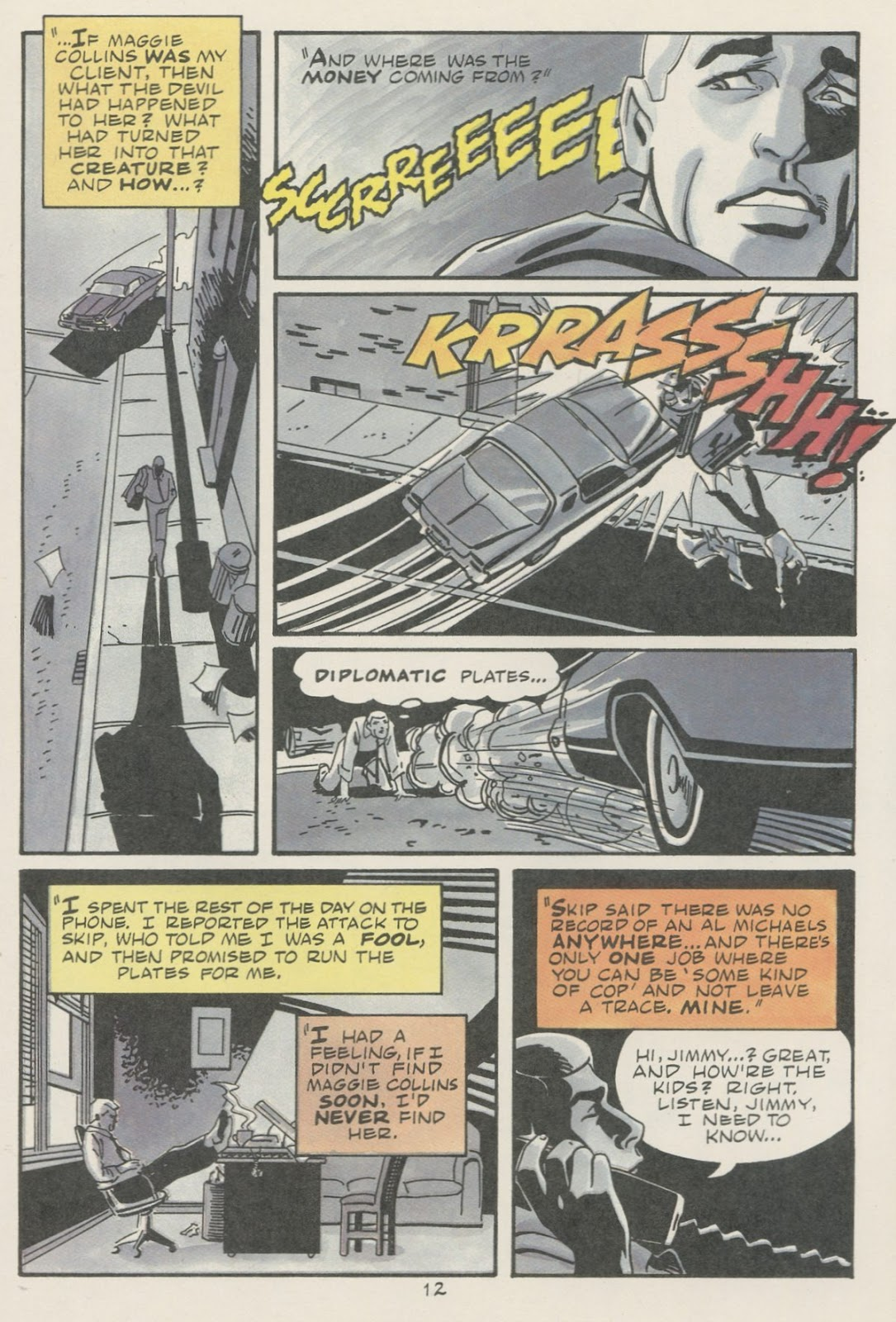 Jonny Quest (1986) issue 18 - Page 14