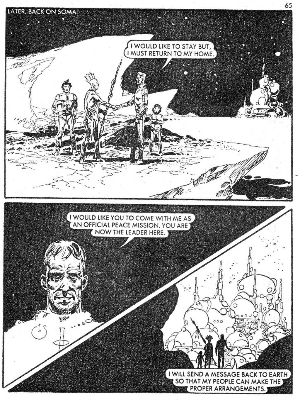 Starblazer issue 16 - Page 65