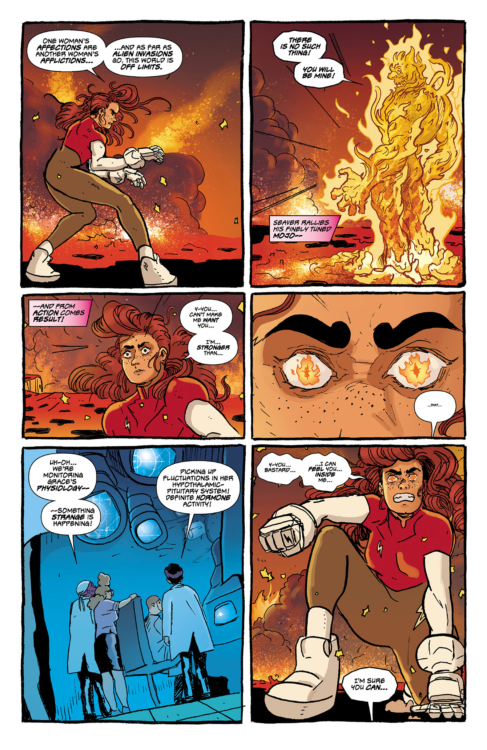 Read online Catalyst Comix comic -  Issue #6 - 10