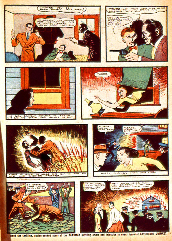 Read online Detective Comics (1937) comic -  Issue #37 - 48