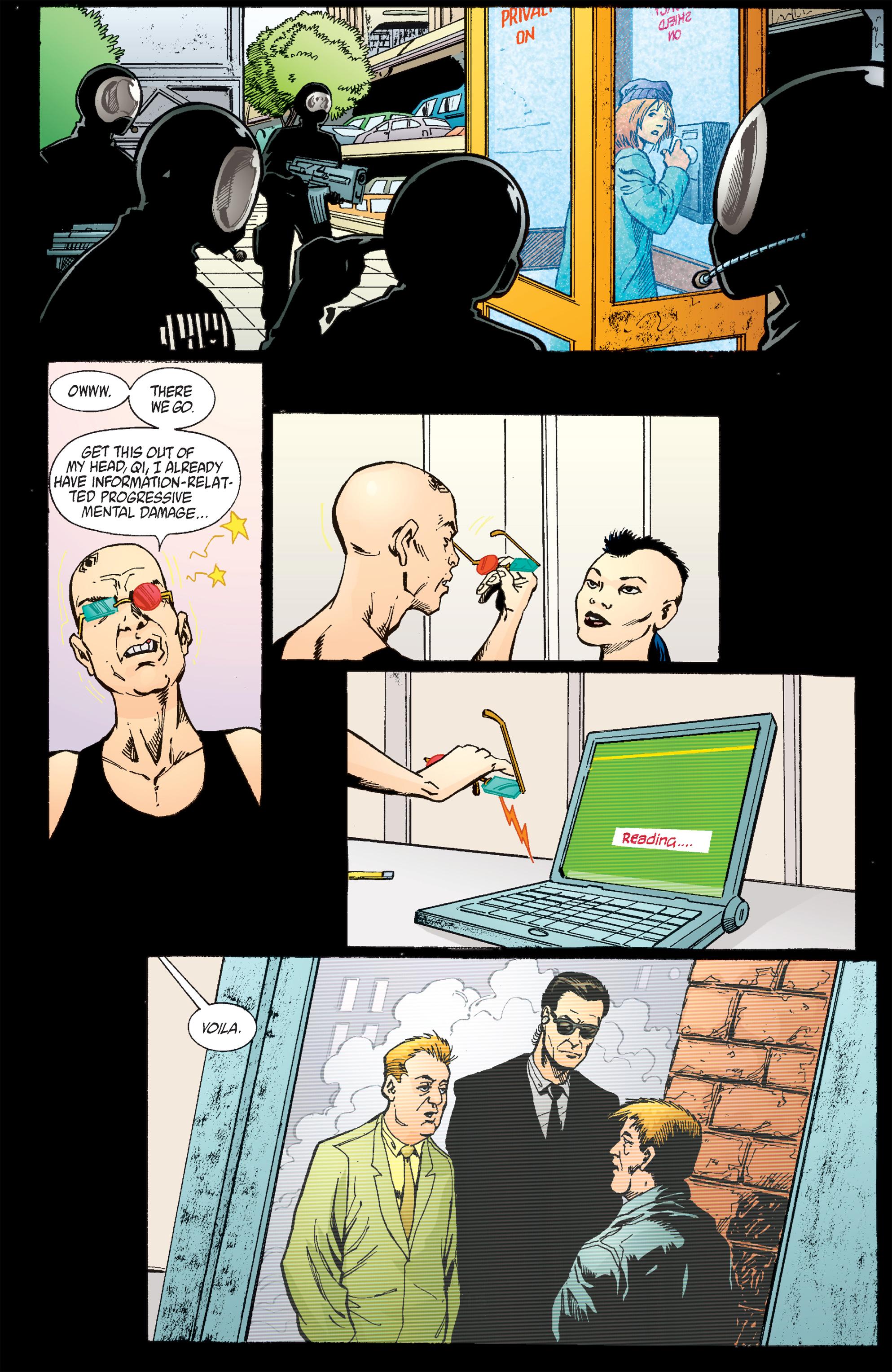 Read online Transmetropolitan comic -  Issue #57 - 16