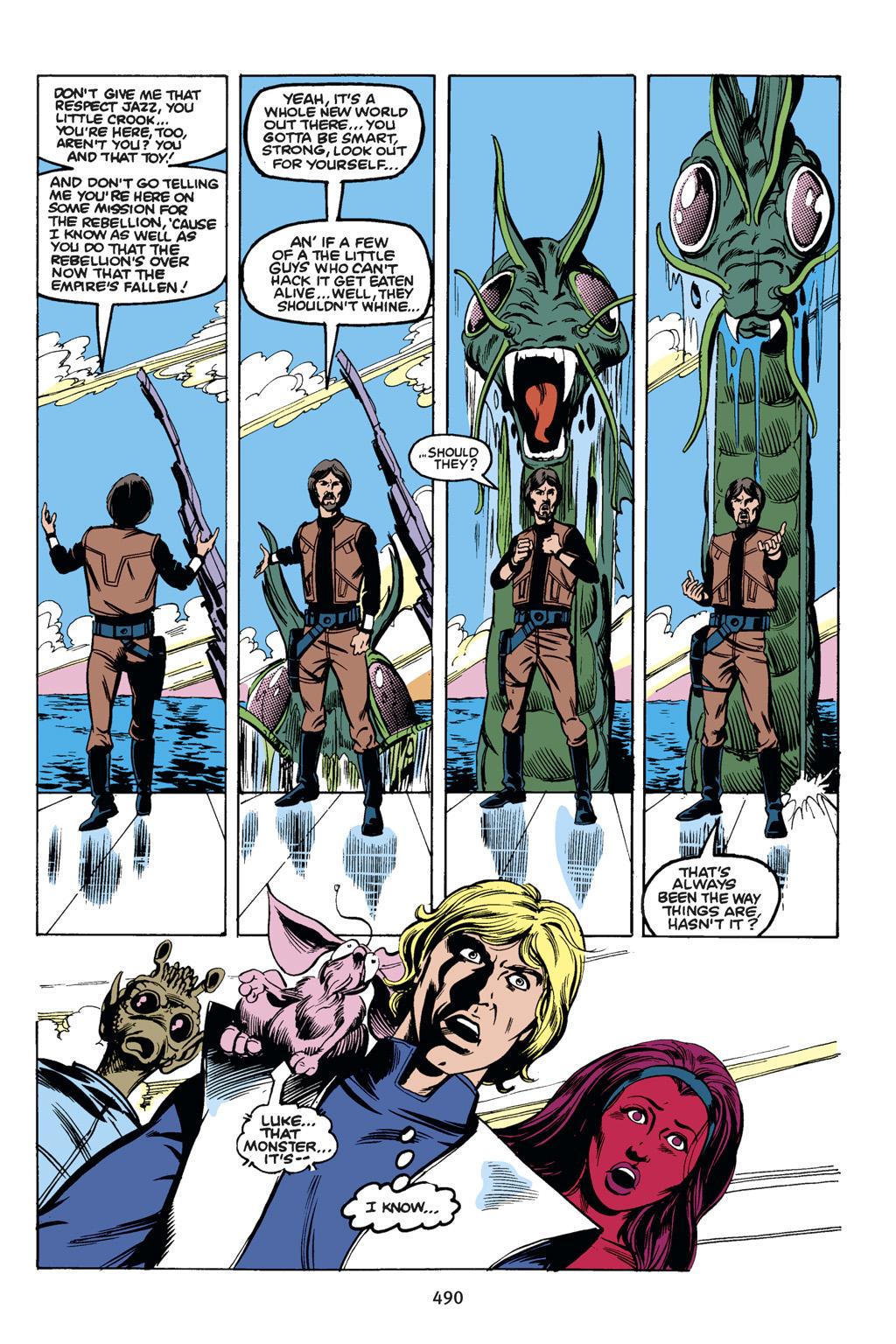 Read online Star Wars Omnibus comic -  Issue # Vol. 18.5 - 206