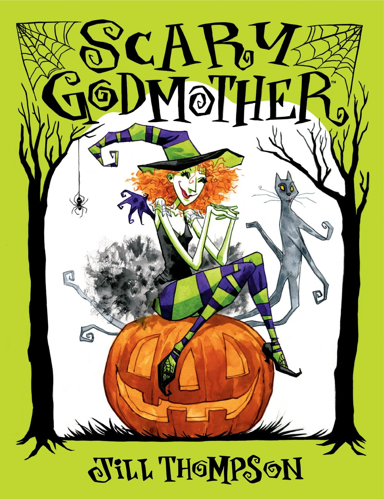 Read online Scary Godmother comic -  Issue # TPB - 1