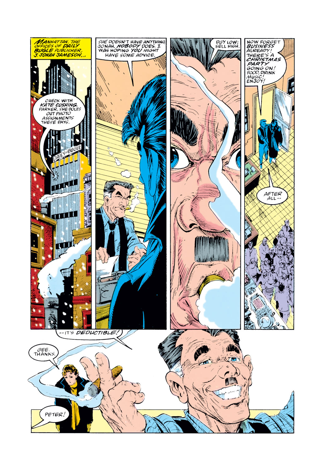 The Amazing Spider-Man (1963) 314 Page 10