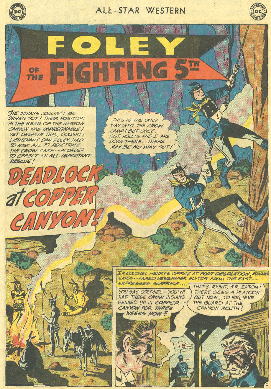 Read online All-Star Western (1951) comic -  Issue #113 - 16