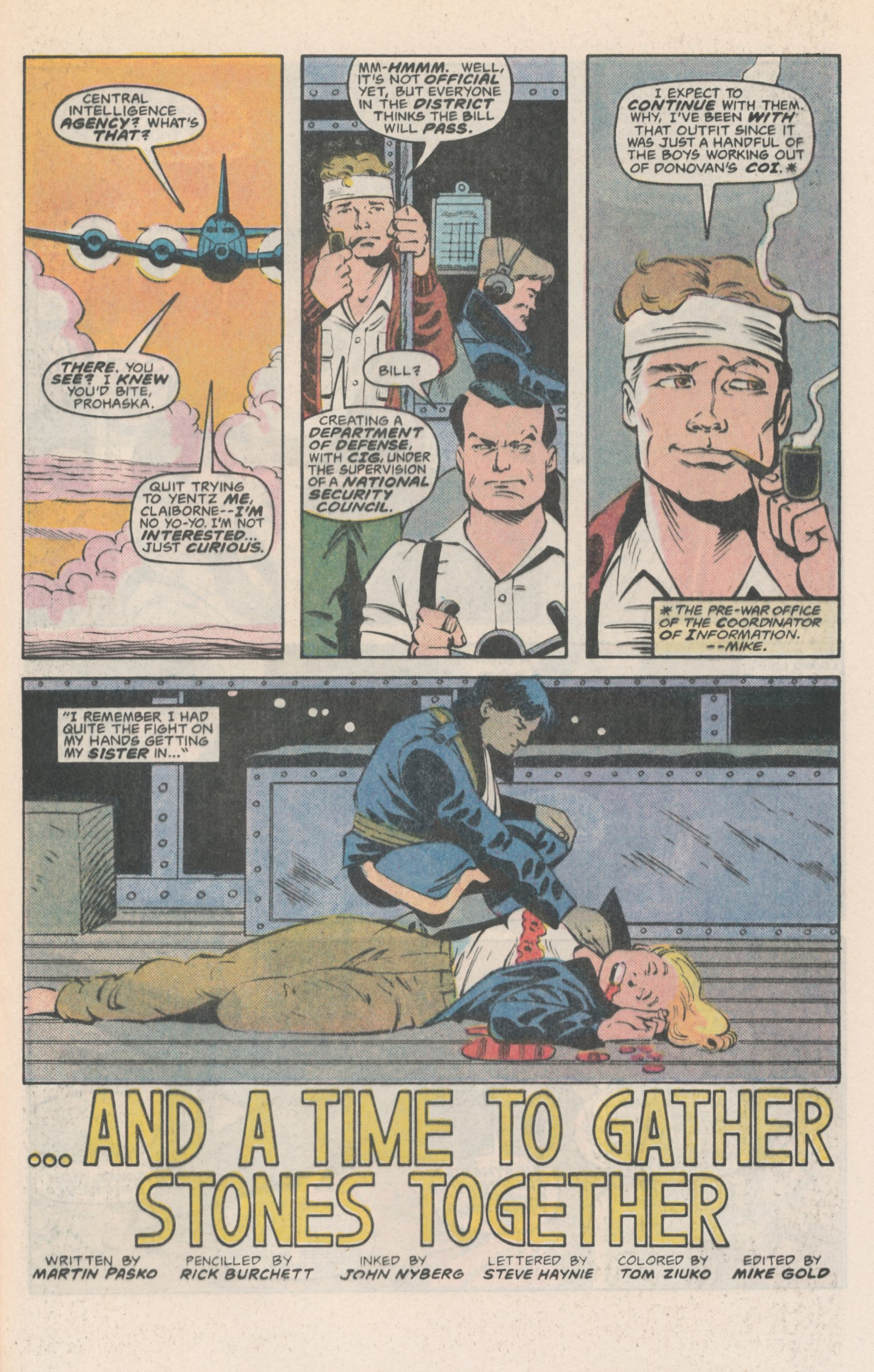 Read online Action Comics (1938) comic -  Issue #628 - 44