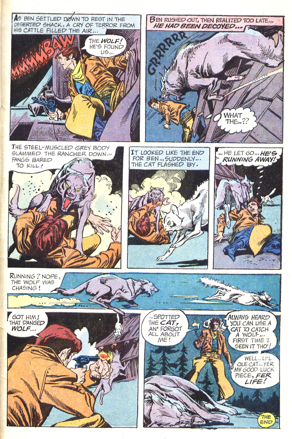 Read online All-Star Western (1970) comic -  Issue #8 - 39