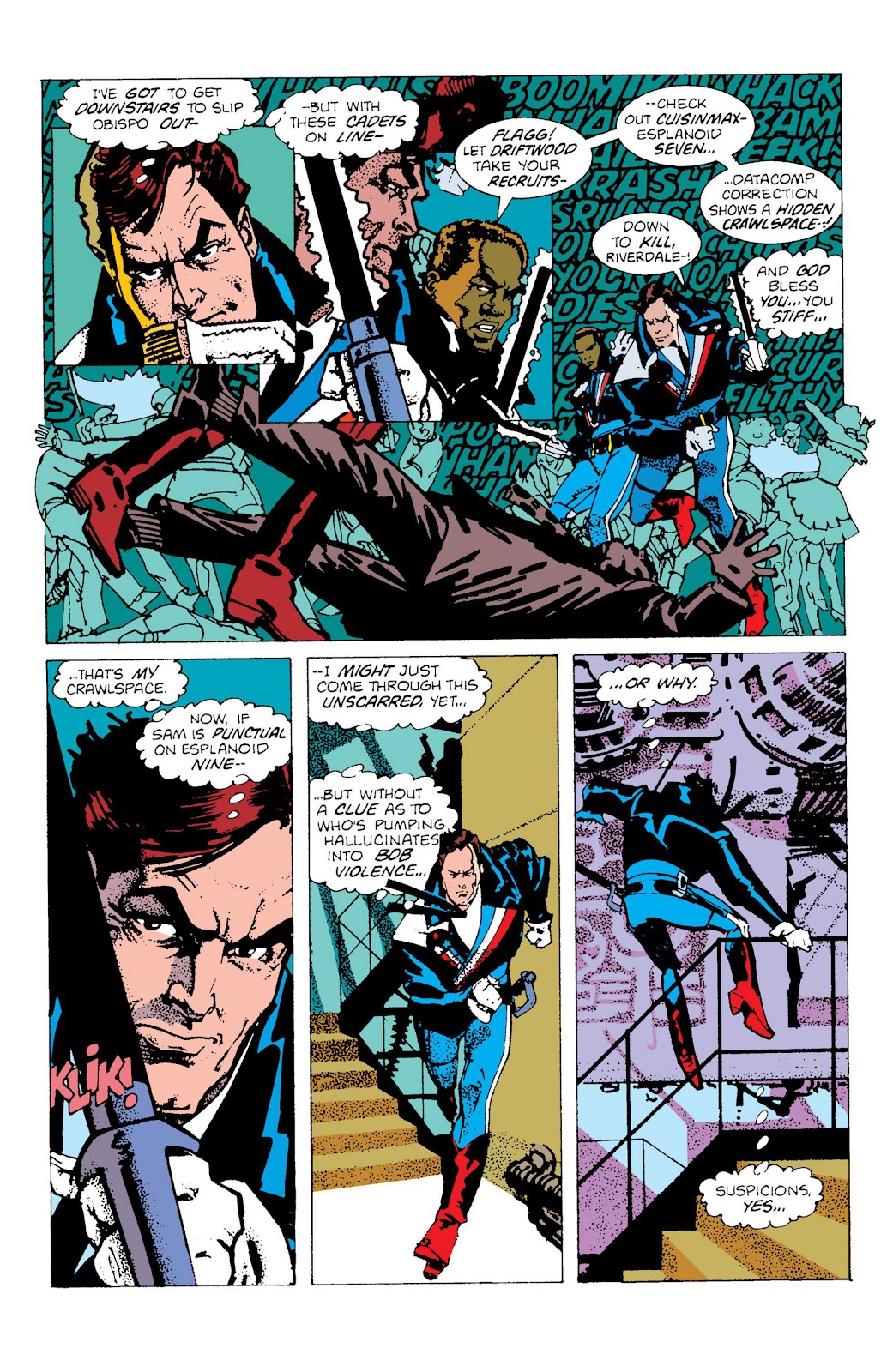 American Flagg! issue Definitive Collection (Part 2) - Page 83