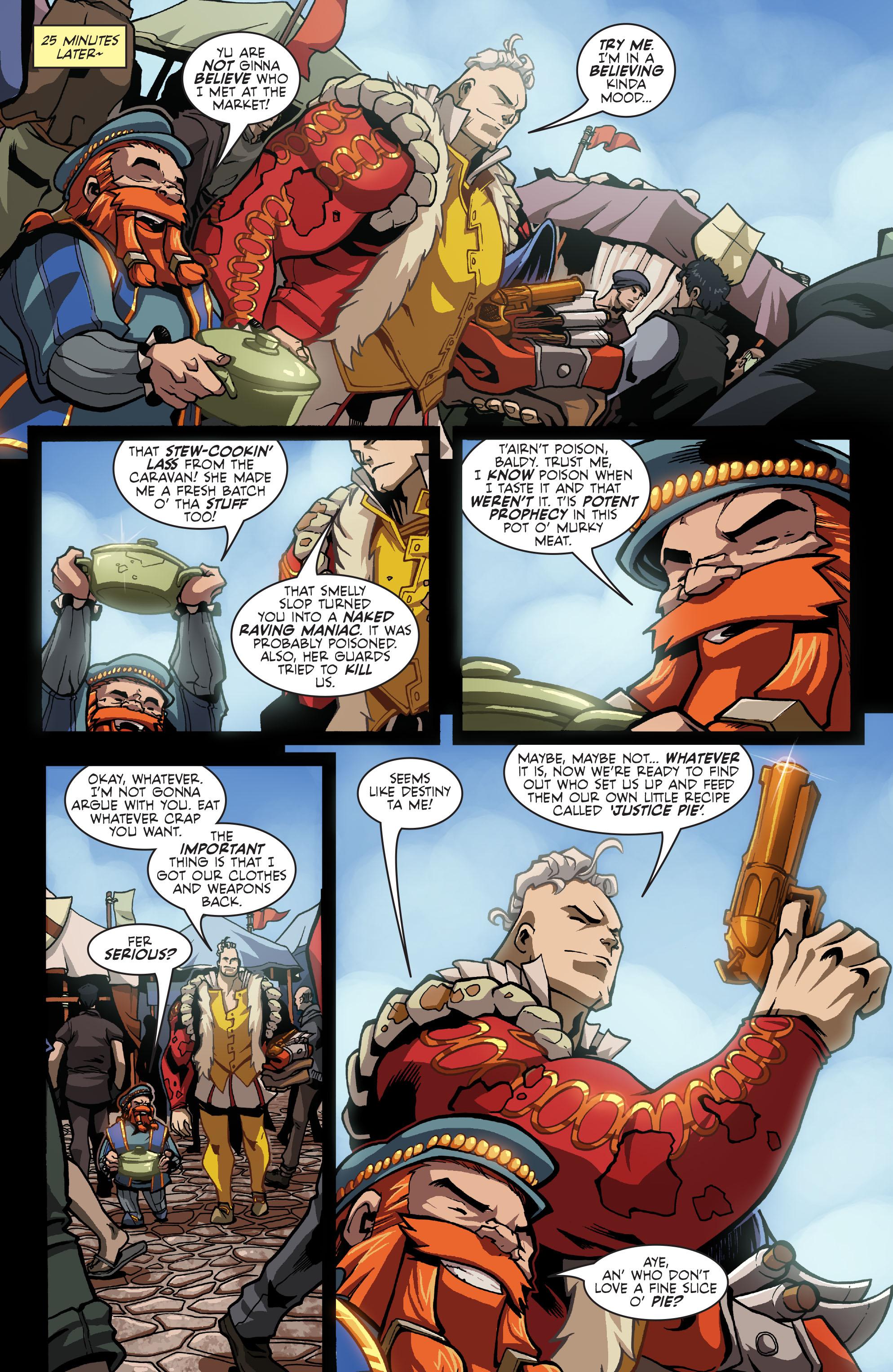 Read online Skullkickers comic -  Issue #9 - 12