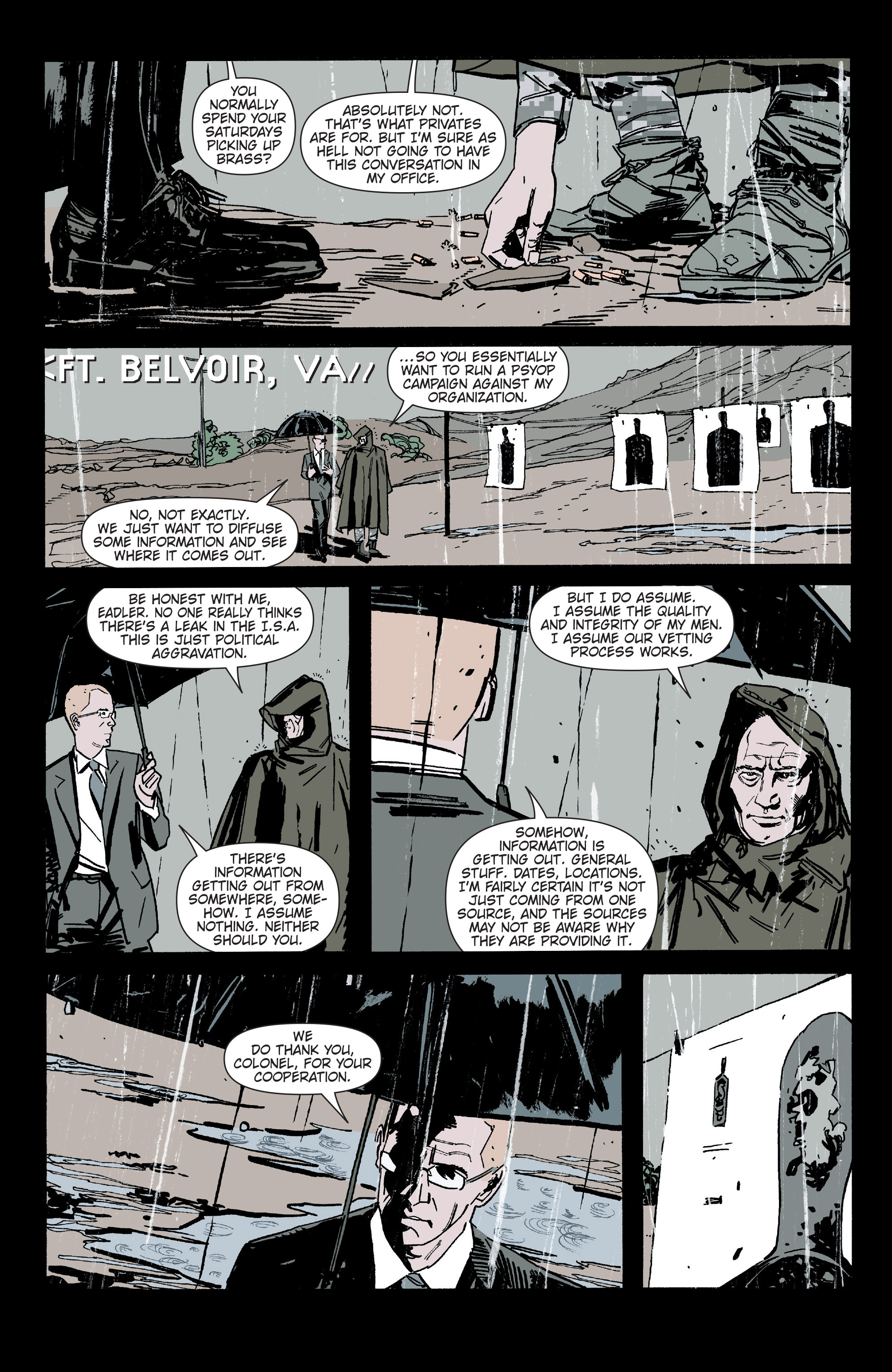 Read online The Activity comic -  Issue #9 - 6