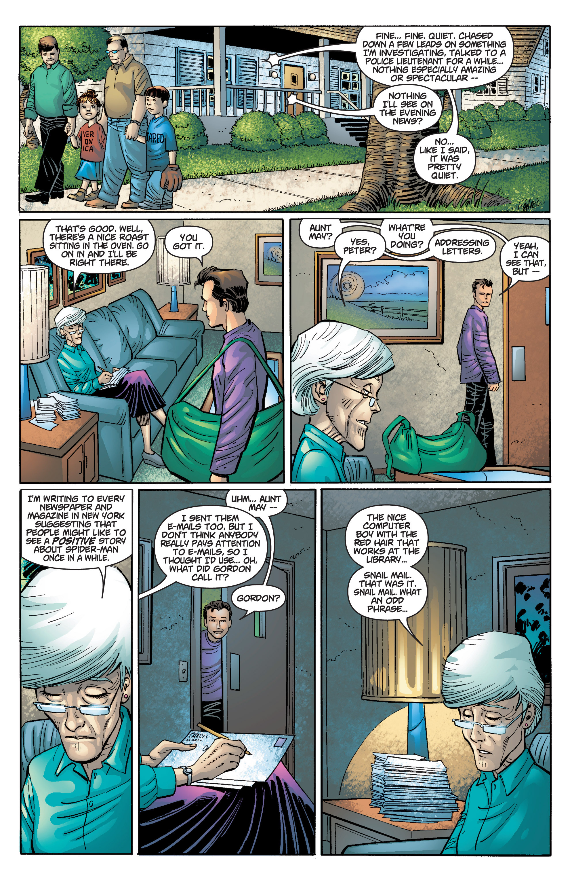 The Amazing Spider-Man (1999) 41 Page 8