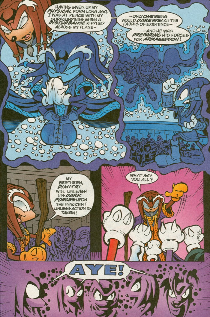 Read online Sonic Super Special comic -  Issue #14 - best of times - 22