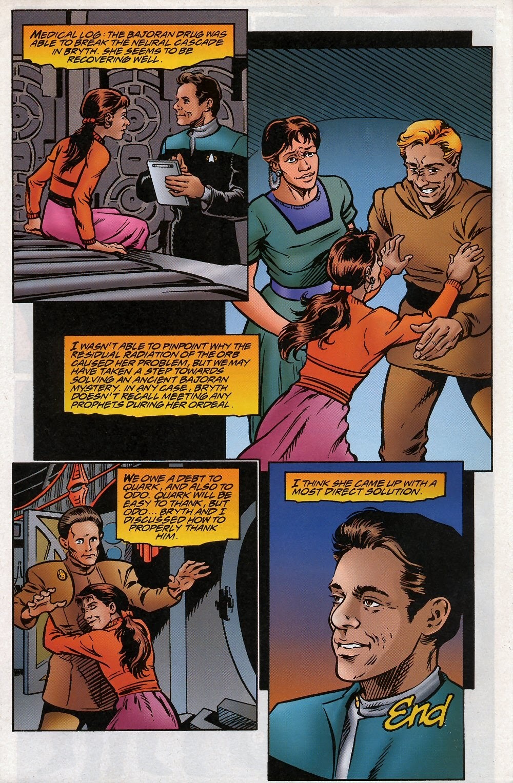 Read online Star Trek: Deep Space Nine (1993) comic -  Issue # _Special 1 - 33