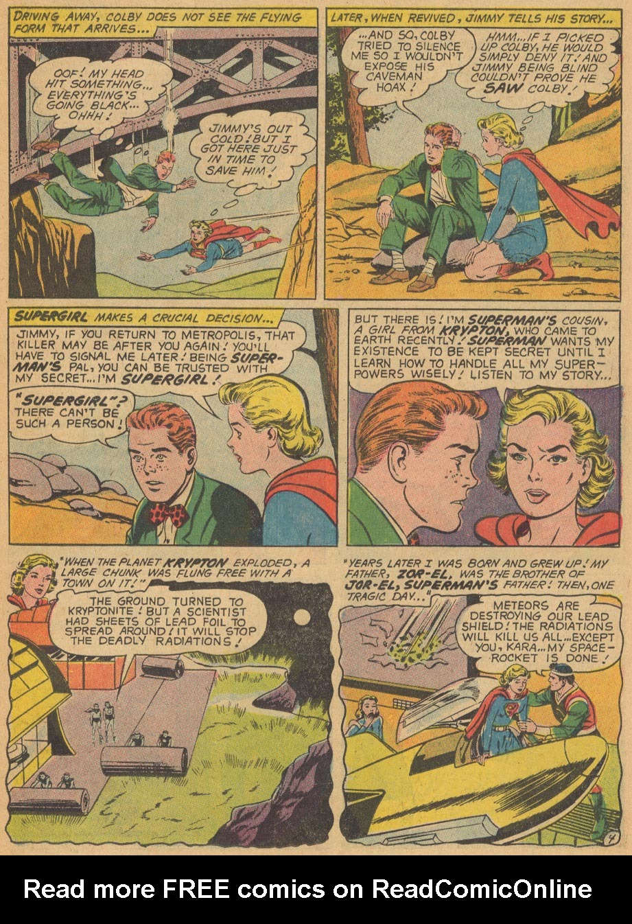 Read online Action Comics (1938) comic -  Issue #343 - 23