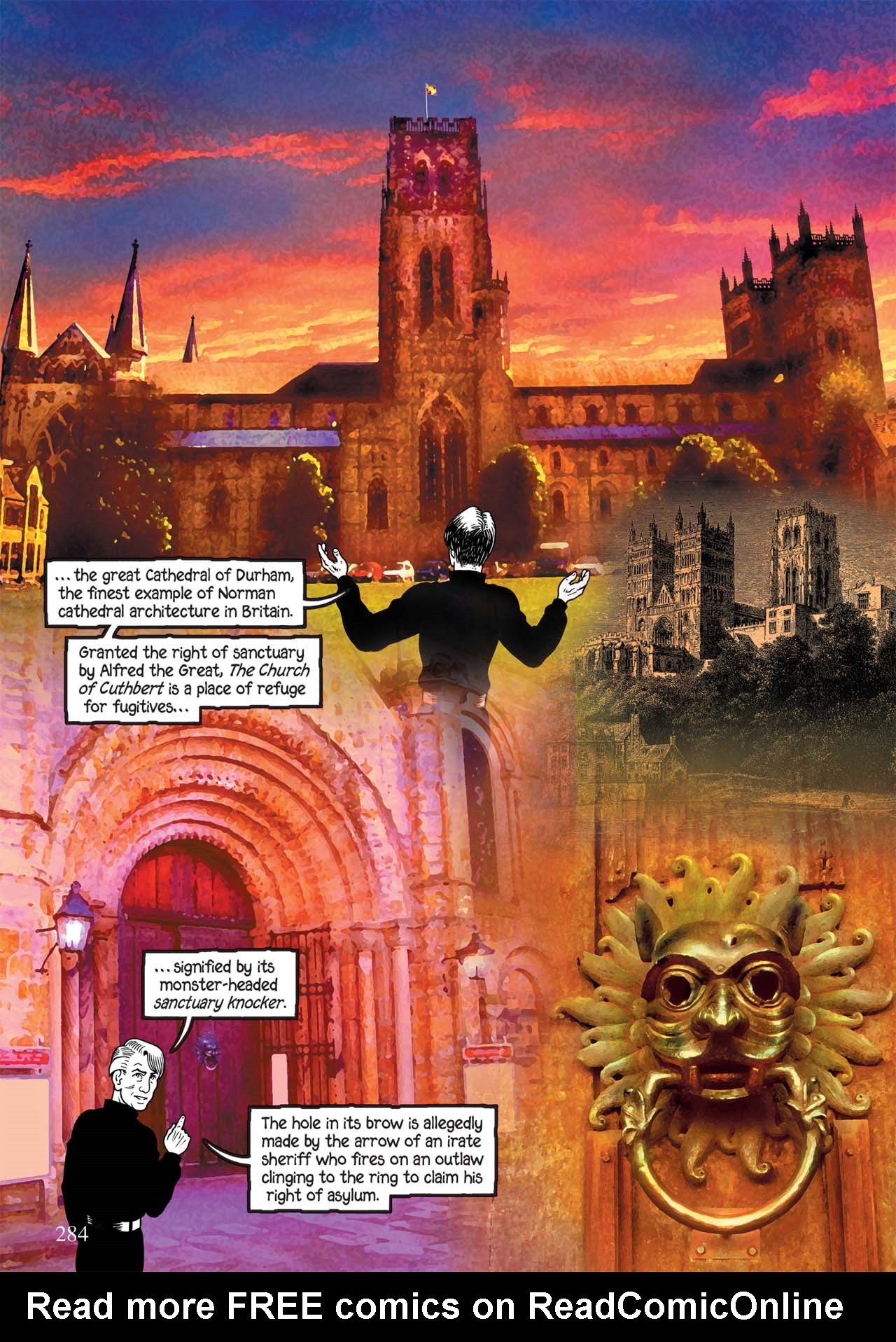 Read online Alice in Sunderland comic -  Issue # Full - 288