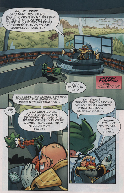 Read online Sonic Universe comic -  Issue #30 - 4