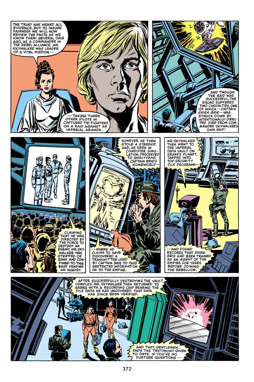 Read online Star Wars Omnibus comic -  Issue # Vol. 16 - 365