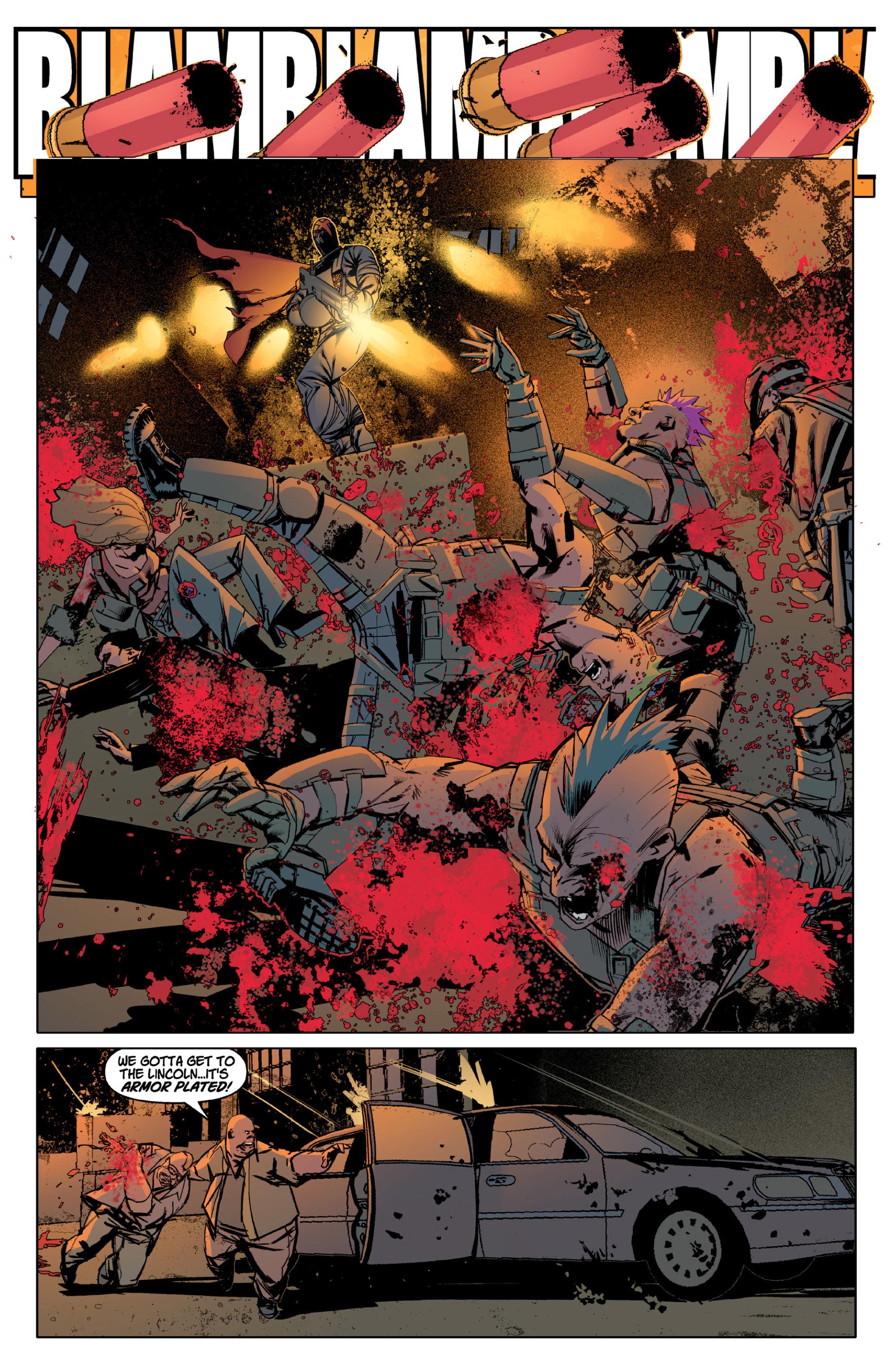 Read online X: Big Bad comic -  Issue # Full - 19