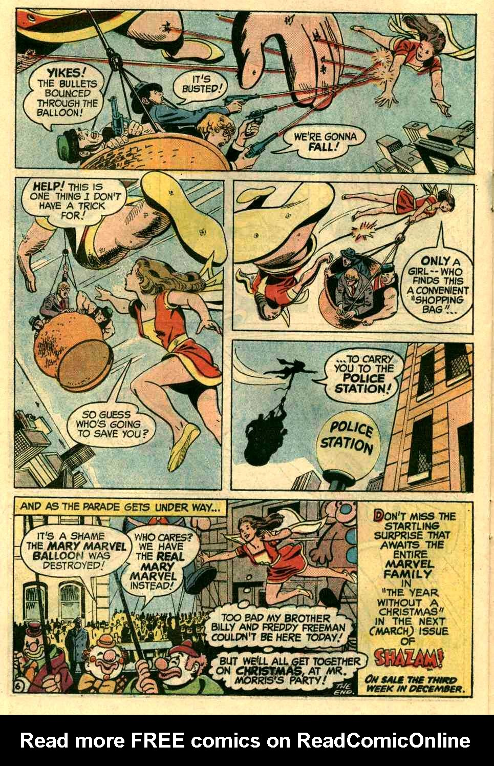 Read online Shazam! (1973) comic -  Issue #10 - 14