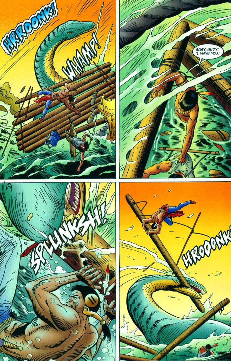 Read online Turok, Dinosaur Hunter (1993) comic -  Issue #45 - 13