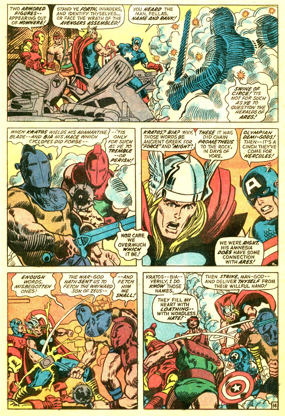 The Avengers (1963) 99 Page 14
