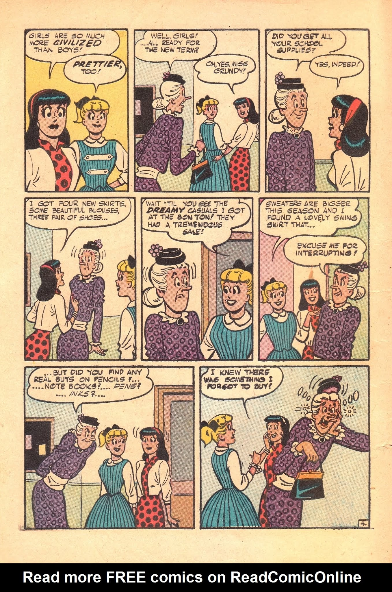Archie Comics issue 089 - Page 6