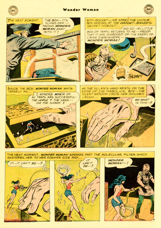 Read online Wonder Woman (1942) comic -  Issue #103 - 31