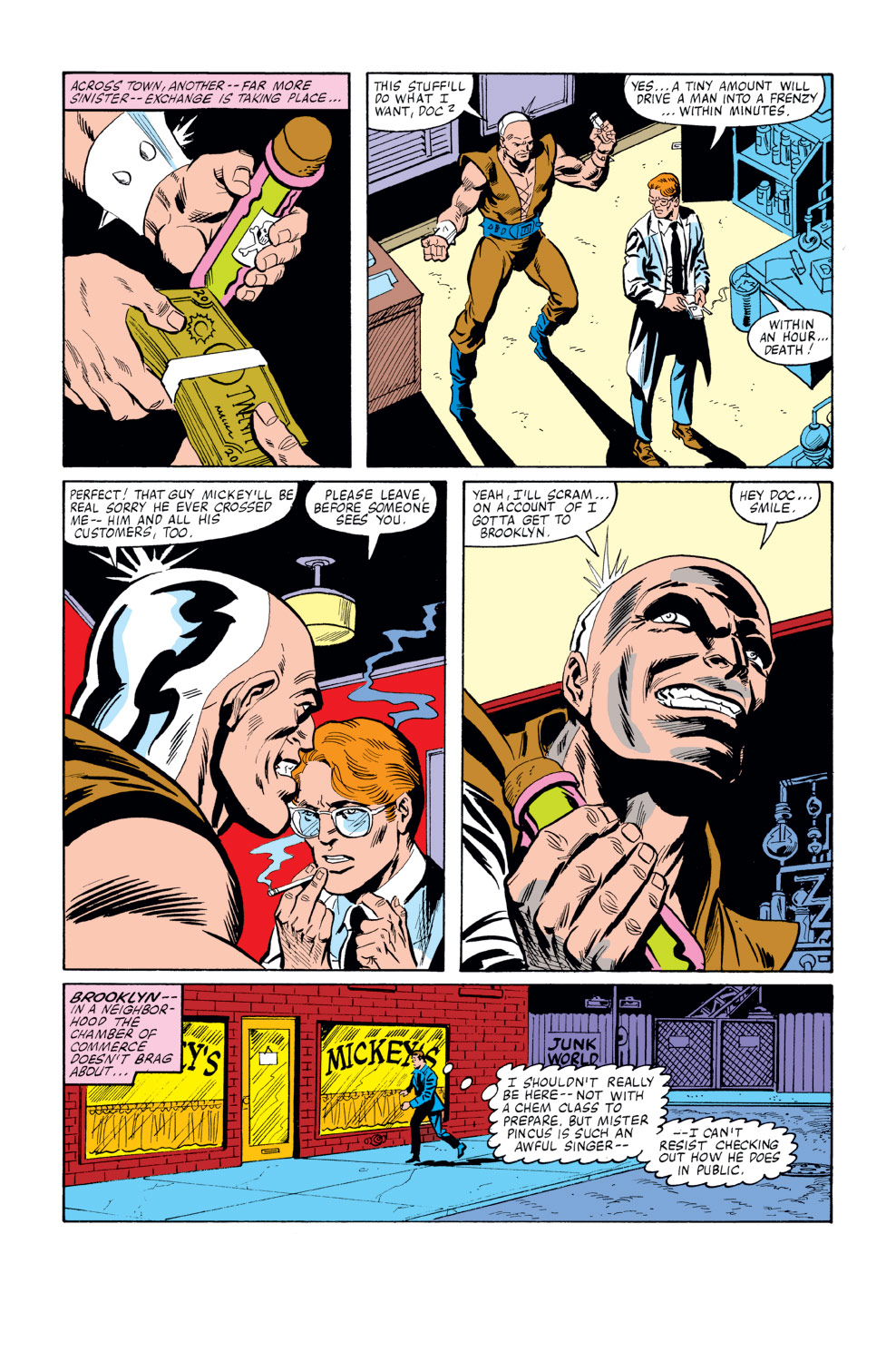 The Amazing Spider-Man (1963) 221 Page 7