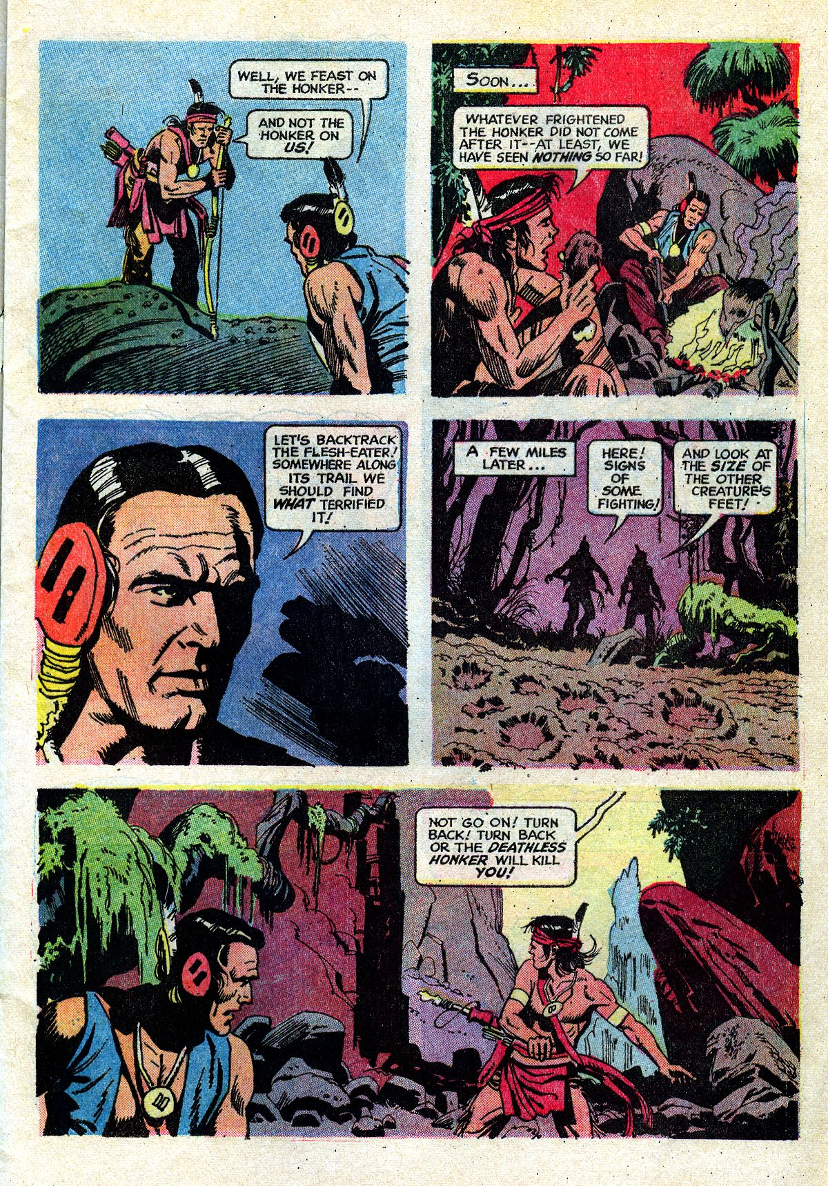 Read online Turok, Son of Stone comic -  Issue #72 - 5