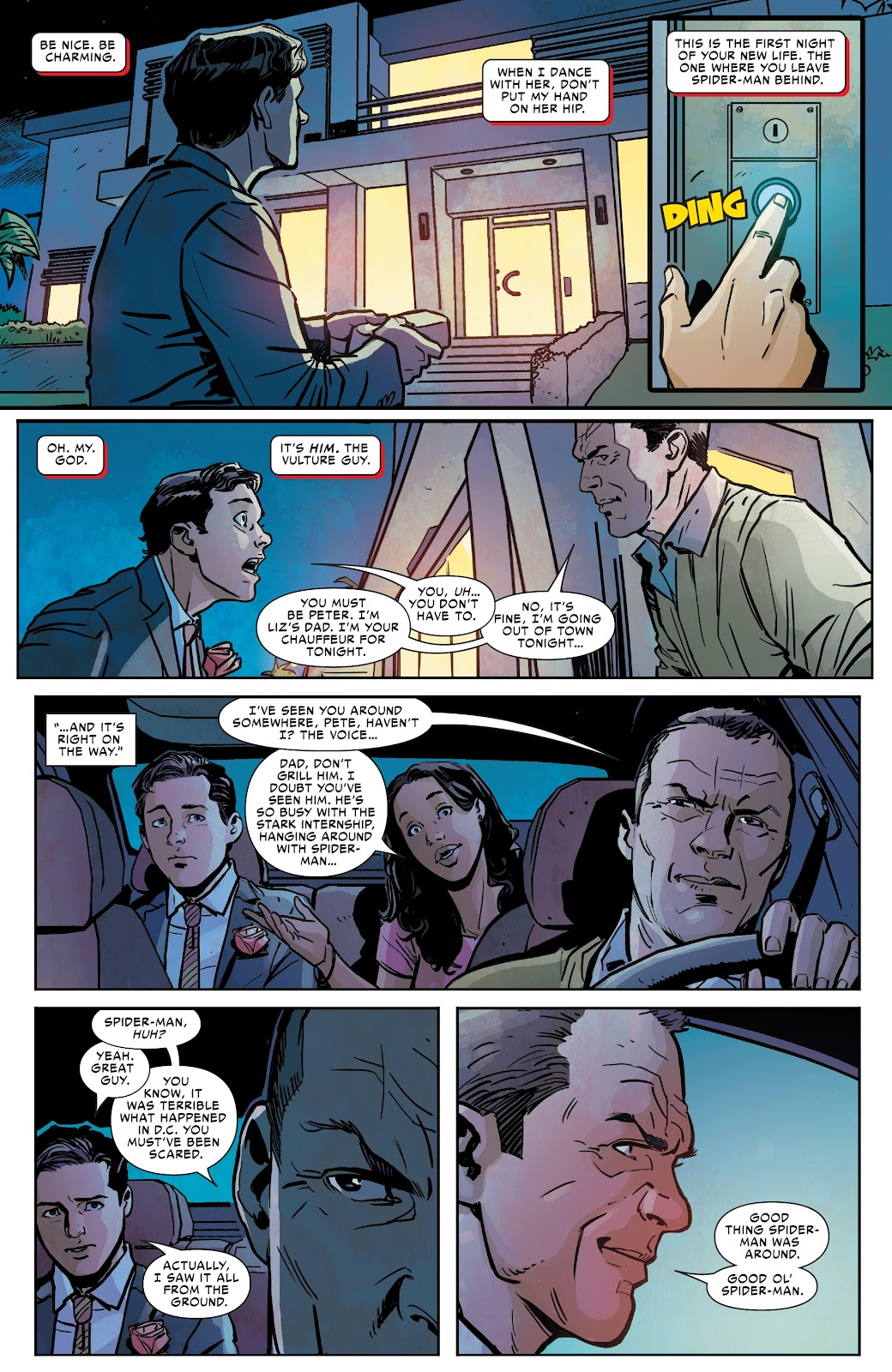 Read online Spider-Man: Far From Home Prelude comic -  Issue #2 - 15
