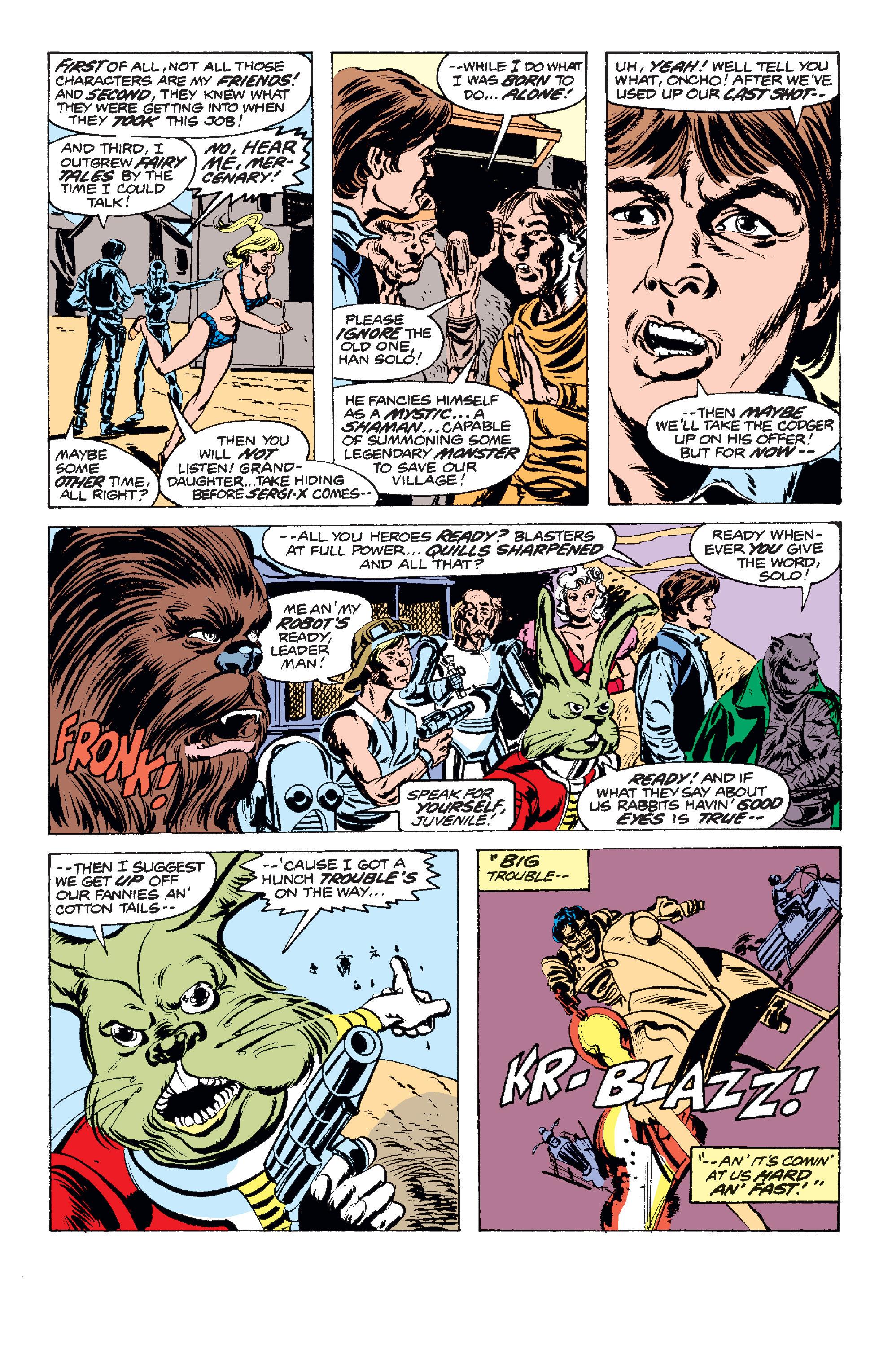 Read online Star Wars Omnibus comic -  Issue # Vol. 13 - 163
