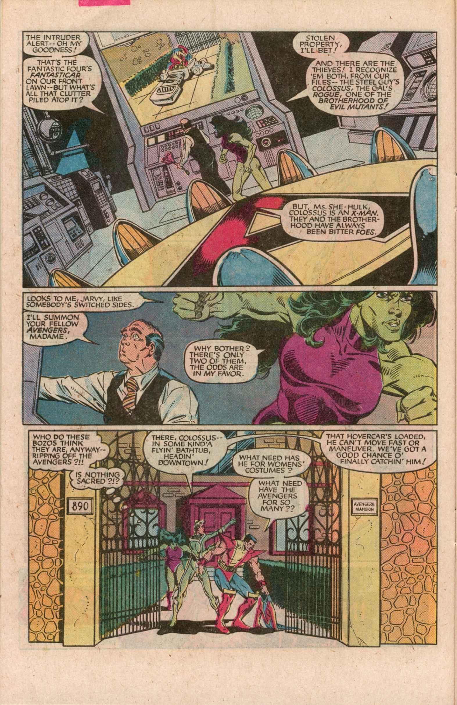 Read online Uncanny X-Men (1963) comic -  Issue # _Annual 7 - 15
