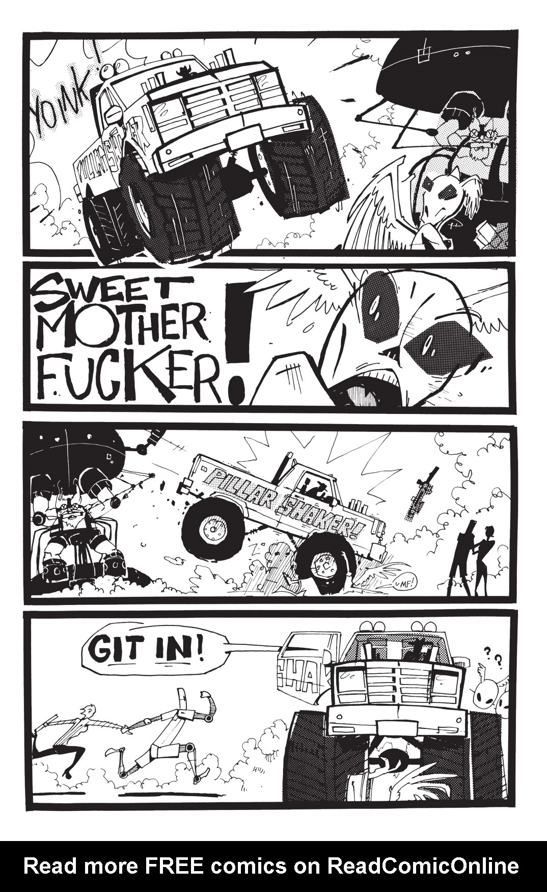 Read online Scud: The Disposable Assassin: The Whole Shebang comic -  Issue # TPB (Part 4) - 11