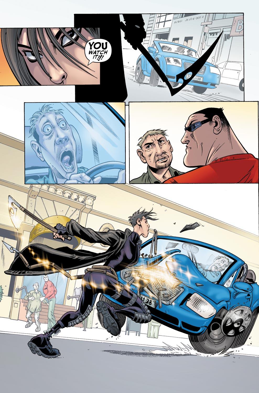 Read online Wonder Man (2007) comic -  Issue #1 - 10