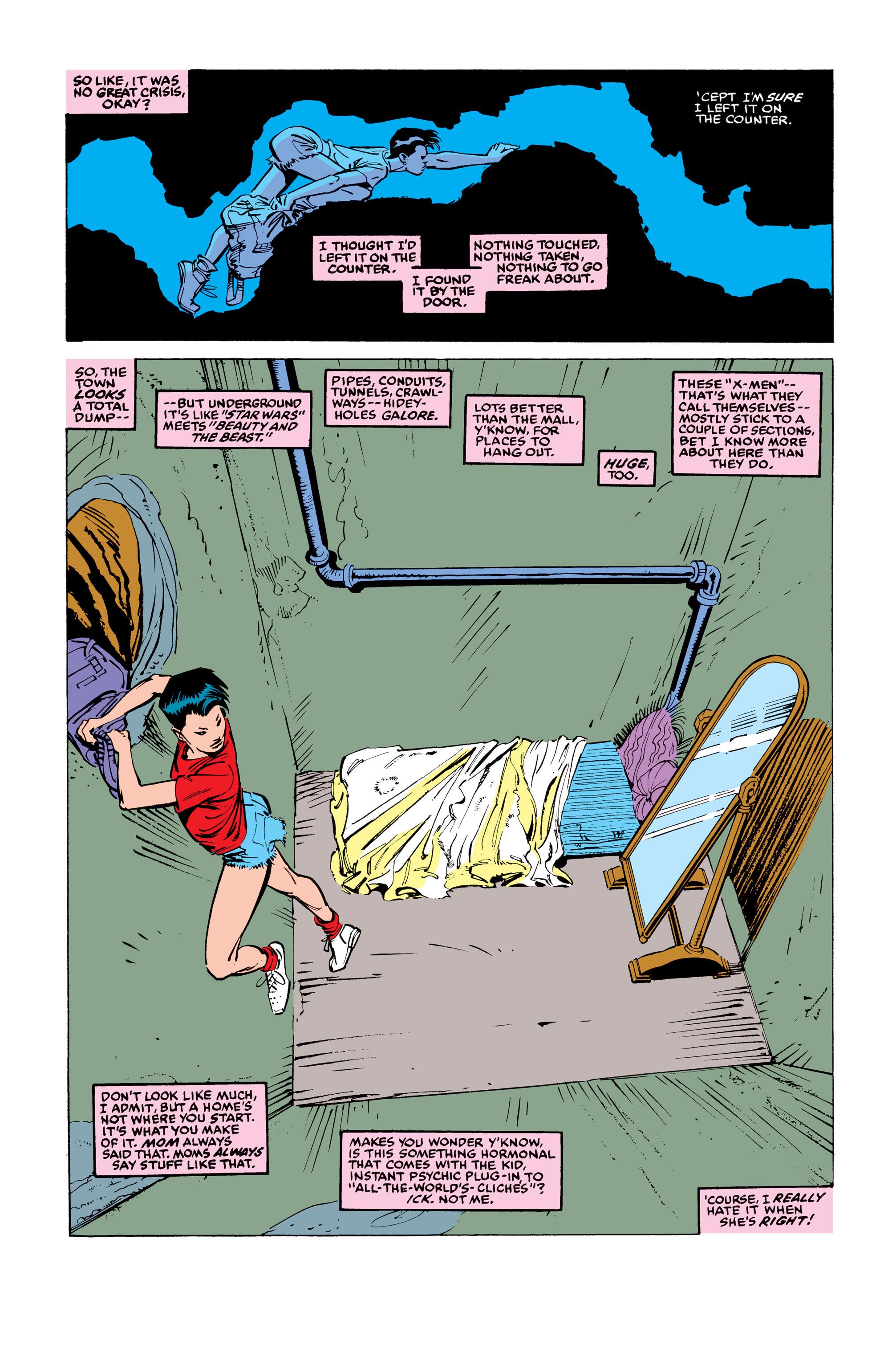 Read online Uncanny X-Men (1963) comic -  Issue # _Annual 13 - 46