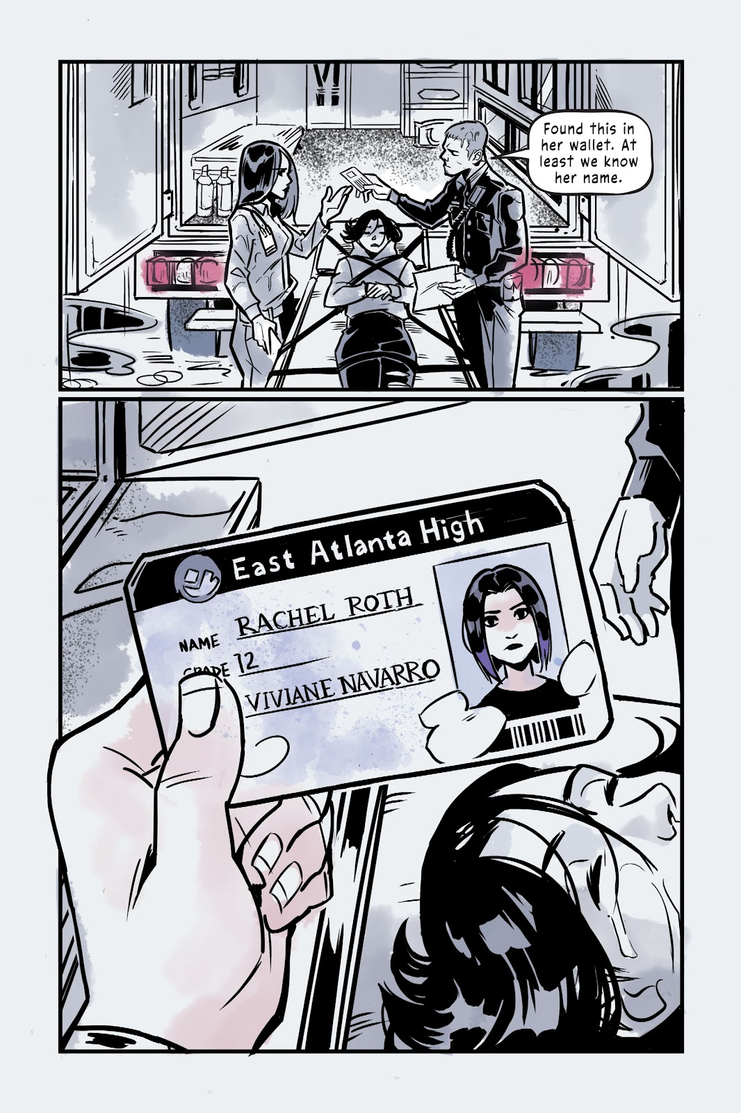 Read online Under the Moon: A Catwoman Tale comic -  Issue # TPB (Part 2) - 110