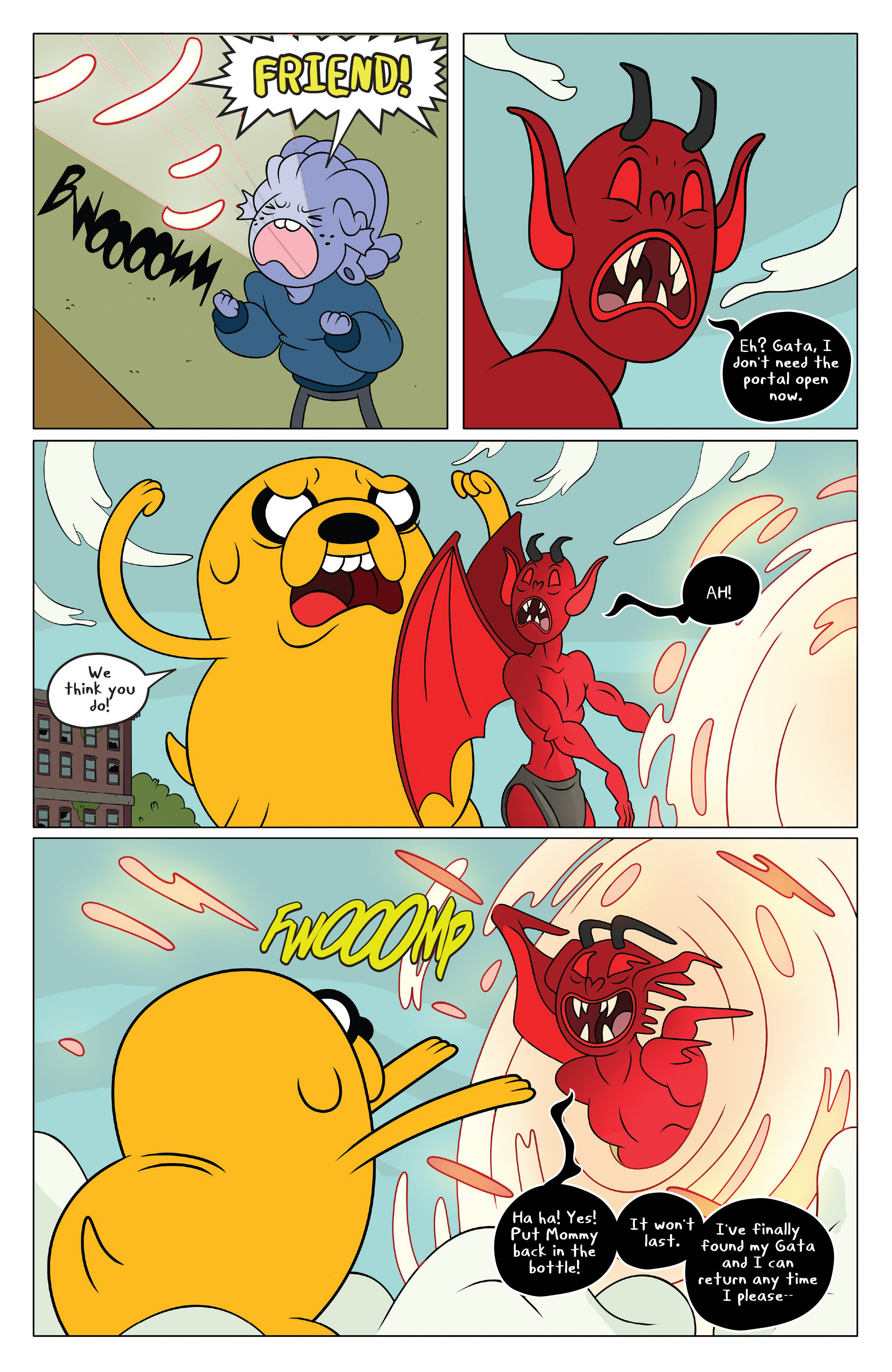 Read online Adventure Time comic -  Issue #49 - 15