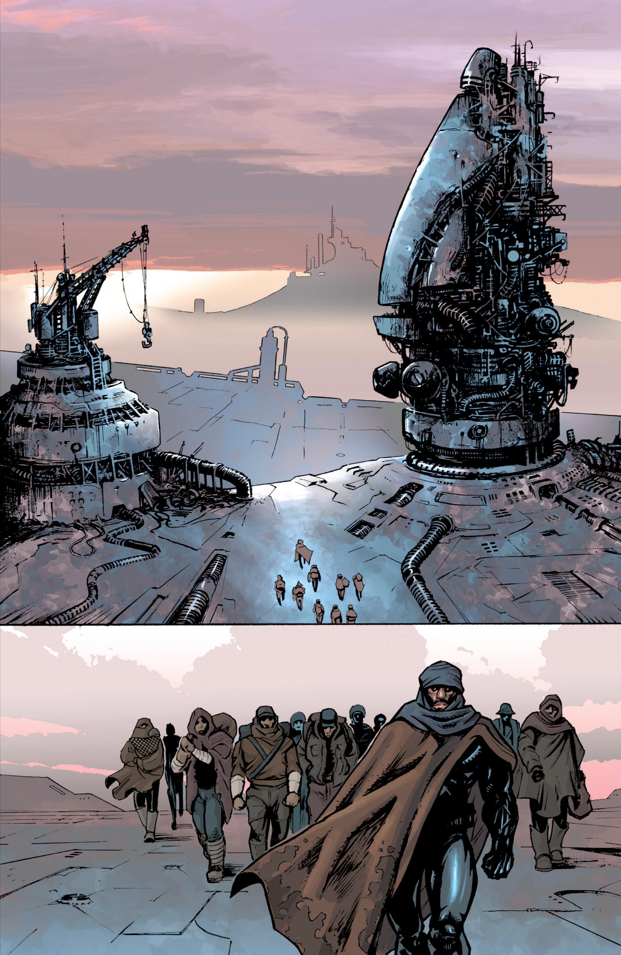 Read online Planetoid comic -  Issue # TPB - 41
