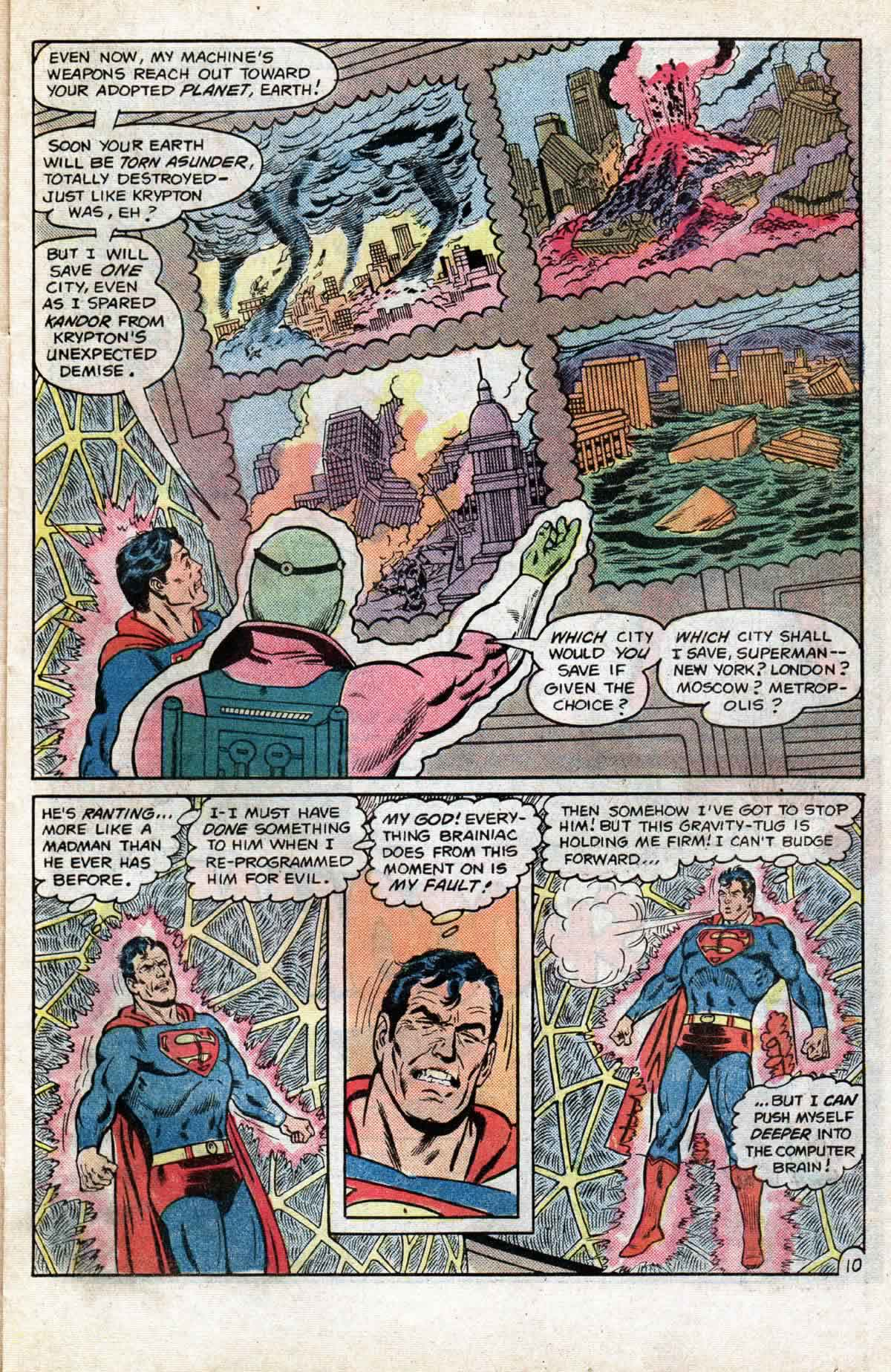 Read online Action Comics (1938) comic -  Issue #530 - 11