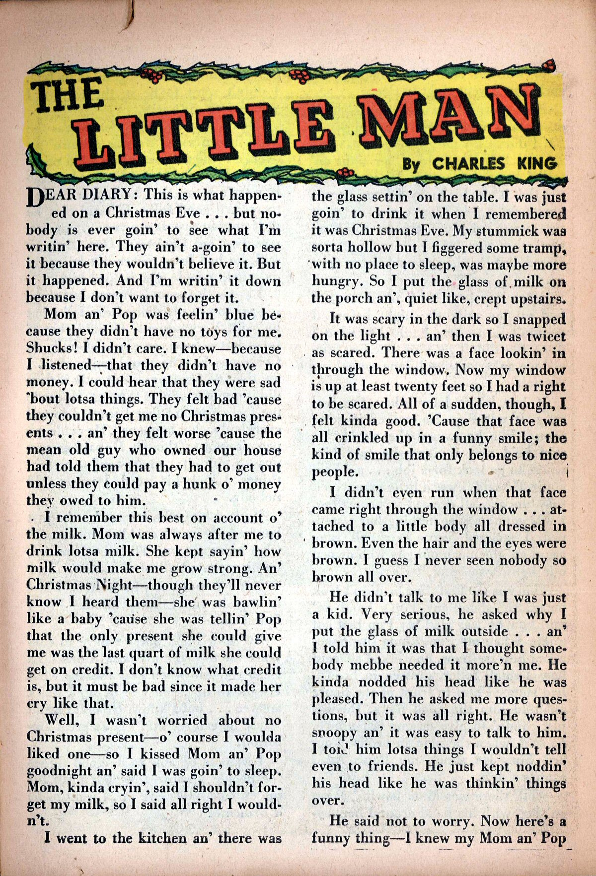 Read online Sensation (Mystery) Comics comic -  Issue #62 - 41