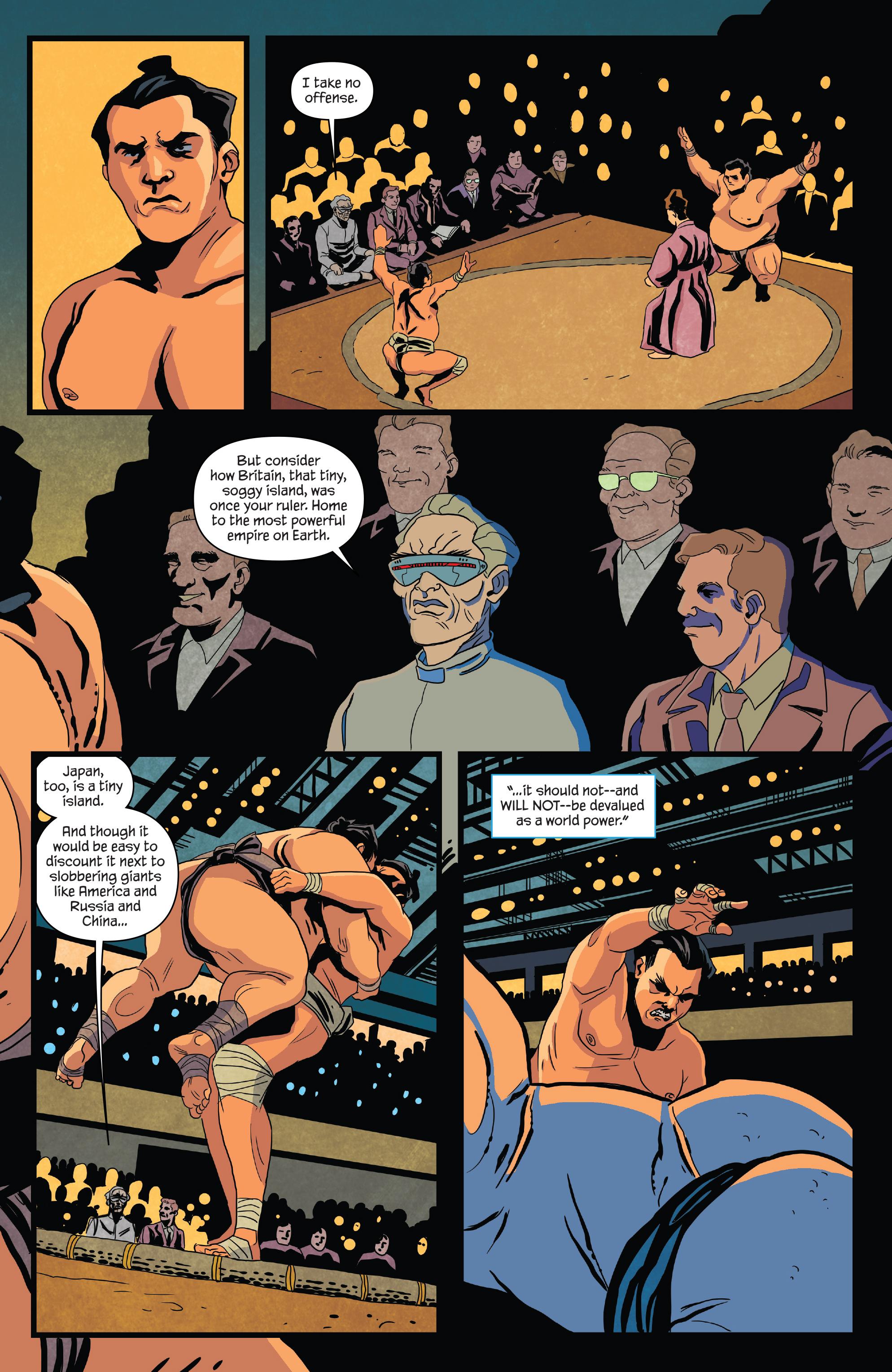 Read online James Bond (2017) comic -  Issue #3 - 15