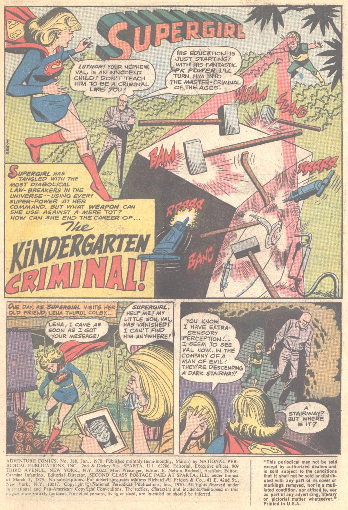Read online Adventure Comics (1938) comic -  Issue #388 - 3