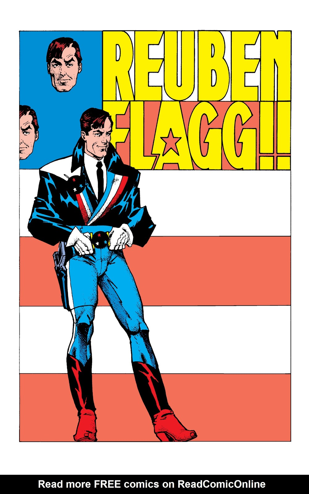 American Flagg! issue Definitive Collection (Part 1) - Page 10